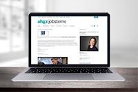 Online-Weiterbildungsdatenbank auf jobsterne.de