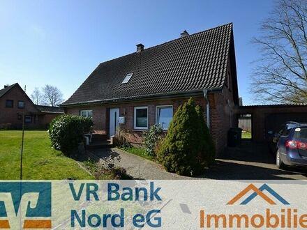 Silberstedt : Einfamilienhaus auf sehr großem Grundstück