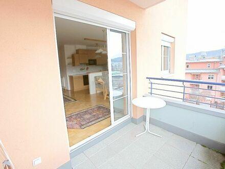 Klagenfurt - Viktring: 2 Zimmerwohnung mit kleiner Veranda