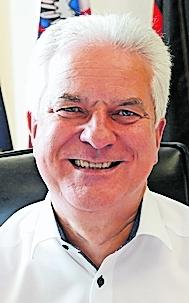Bürgermeister  Peter Christ