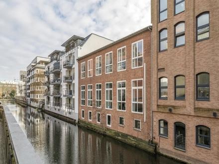 Ihr Loftbüro am Uhlenhorster Kanal