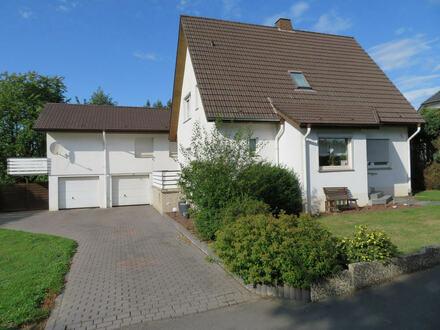 2-Familienhaus in idyillscher Lage von Hüllhorst-Tengern