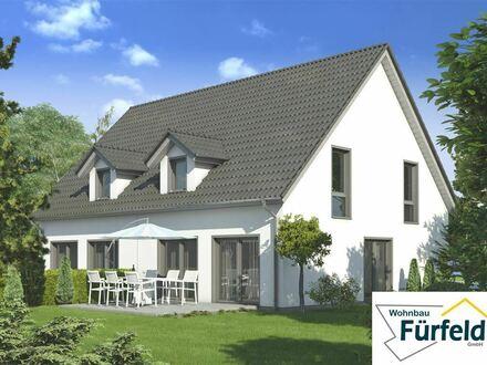 Neubau DHH im Bielefelder-Westen mit Vollkeller
