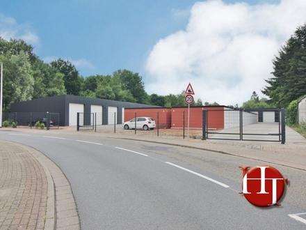 Solide Kapitalanlage – großer Garagenhof mit Erweiterungspotenzial!
