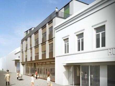 Geschäftsflächen in sehr guter Lage am Beginn der Fußgängerzone nächst dem Hauptplatz in 2020 Hollabrunn