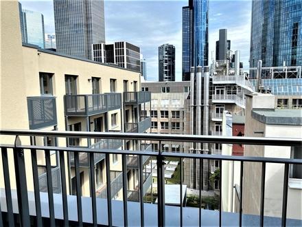 Bahnhofsviertel: Attraktive 3-Zimmer-Dachgeschosswohnung mit Dachterrasse in Frankfurt am Main