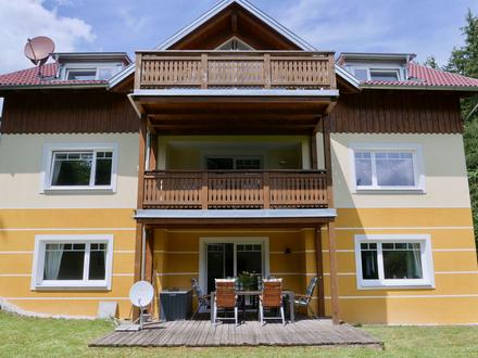 Ein schönes Lebensgefühl mit Zweitwohnsitz! 4-Zimmer-Gartenwohnung in Seenähe