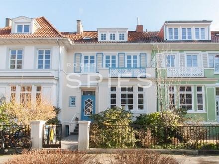 Stilvolles Altbremer Haus mit besonderem Charme