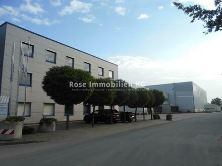 ROSE IMMOBILIEN KG: Moderne Büro- und Hallenflächen direkt am Mittellandkanal in Hille