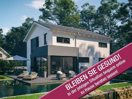 Attraktives Familienhaus - energieeffizient! (inkl. Grundstück & Baunebenkosten)