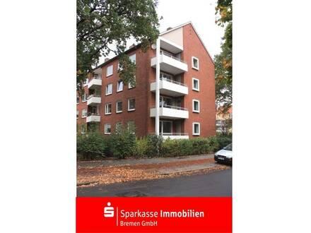 Eigentumswohnung mit 4 Zimmern in Riensberg an der Grenze zu Bremen-Schwachhausen