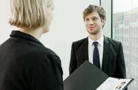 Gut angezogen zum Bewerbungsgespräch