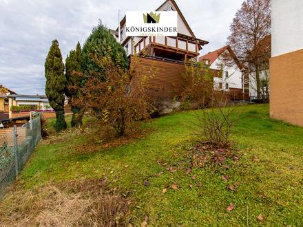 Wernau: zentral und ruhig, Grundstück für EFH oder DHH