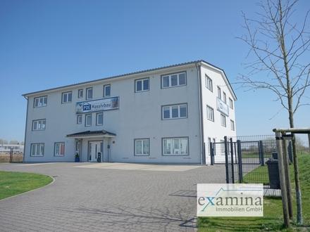 Modernes und vielseitiges Bürogebäude inperfektangebundenerLage von Flensburg.