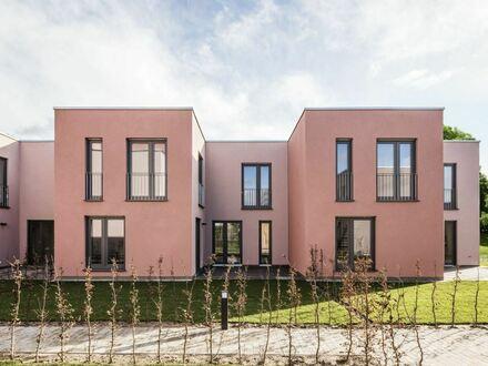Großzügig & grün: modernes Reihenmittelhaus in Käfertal!