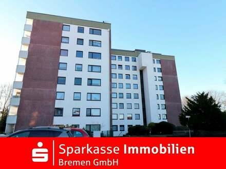Über den Dächern von Burgdamm - Moderne 4-Zimmer-Eigentumswohnung mit PKW-Stellplatz und Aufzug