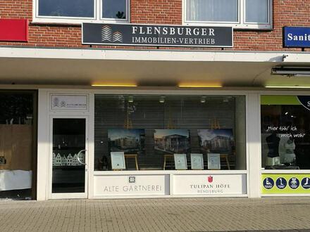 Ladenlokal in sehr guter Lage am Twedter Plack