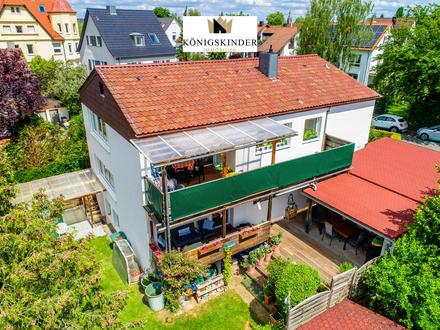 Wohlfühlen im Mehrgenerationenhaus in Reutlingen kernsaniertes 2-3 Familienhaus Garten Doppelgarage