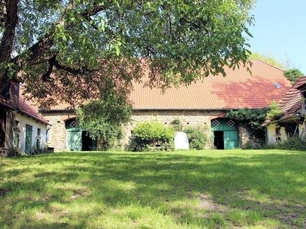 Die Buddemühle in Wehrendorf - ein denkmalgeschütztes Haus auf fast 4.000 qm Traumgrundstück