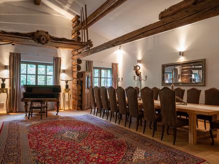 Exklusives Anwesen in Alleinlage | Tradition trifft Moderne