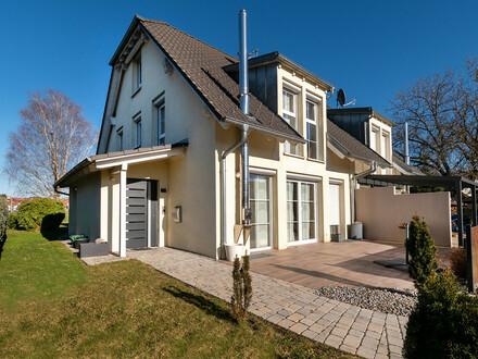 Doppelhaushälfte in Schlier/Oberankenreute! Besichtigen - Kaufen - Wohlfühlen!