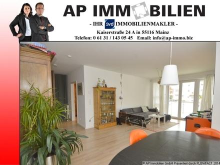 NIEDER-OLM - Neuwertige 3-Zimmer-Wohnung inkl. Einbauküche und tollen Extras