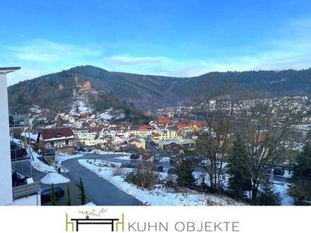 Schöne 1-Zimmerwohnung - Erstbezug - mit Blick ins Neckartal