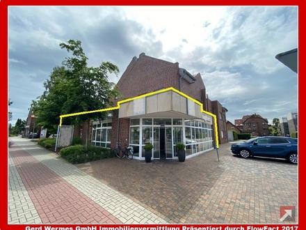 Ebenerdige Büro-/Laden- oder Praxisfläche im Zentrum von Haren zu vermieten!