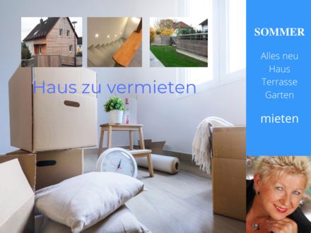 Weiden > Haus mit Freisitz Garten Garage