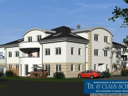 Neubau: Exklusive 2-3-Zimmerwohnungen mit Tiefgaragenstellplatz in Rastede