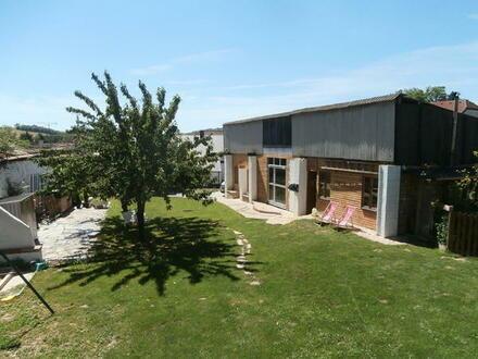 Fallbach: Renoviertes Bauernhaus mit großem Stadel