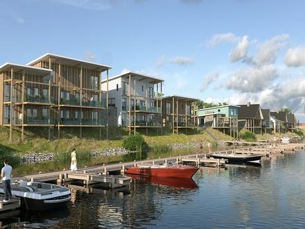 Ihr neues Feriendomizil an einer der schönsten Locations in den Niederlanden