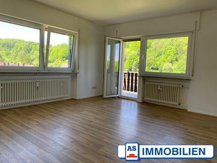 AS-Immobilien.com +++ Gepflegte 3 Zimmer in ruhiger Ortsrandlage