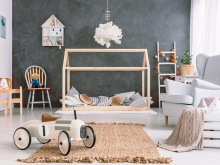 Designbeispiel Kinderzimmer