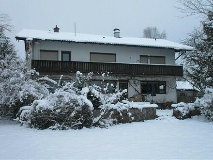 Vermietete, großzügige 4-Zimmer-Wohnung Nähe Grabenstätt