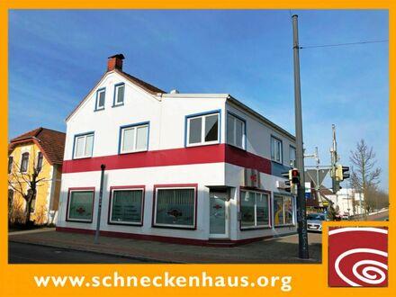 Helles Büro in verkehrsgünstiger Lage von Hemelingen! Große Schaufensterfläche!