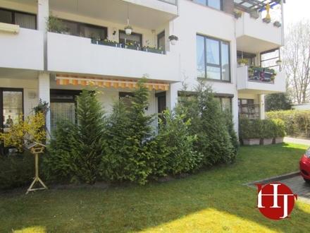 Mitten in Brinkum – Erdgeschoss mit Terrasse!