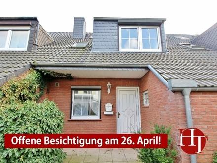 Arsten – offene Besichtigung am 26.04.: Attraktives Reihenmittelhaus sucht neue Bewohner!