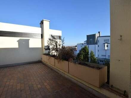 LU-Malerviertel:Terrassenwohnung