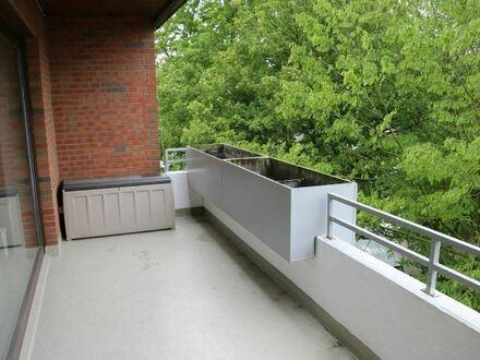 Helle ruhige 3-Zimmer mit Balkon in grüner Lage von Delmenhorst-Deichhorst