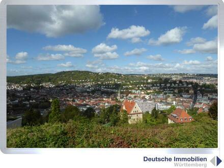 Mit Traumblick: 3,5 Zimmer Terrassenwohnung in Stuttgart- Degerloch (Haigst)