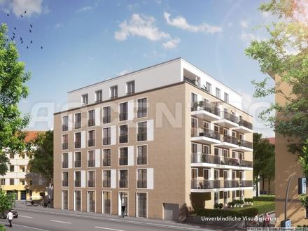 Ihr sonniges Neubau-Zuhause mit Loggia in Neukölln