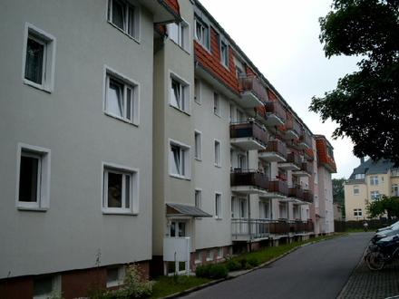 Helle & freundliche 2-Raum-Wohnung in Burgstädt
