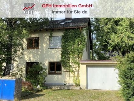 Tolle, idyllische, ruhige Lage! 1. Obergeschoss- und Dachgeschoss Wohnung in München - Pasing