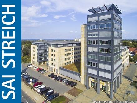 Büro mit den idealen Verkehrsanbindungen im Eastend-Tower!