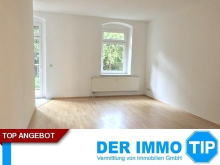 Schöne 3 Raum Wohnung mit Balkon auf dem Kaßberg