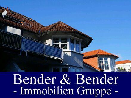 Eigentumswohnung mit Carport in sonniger Höhenlage mit Fernblick