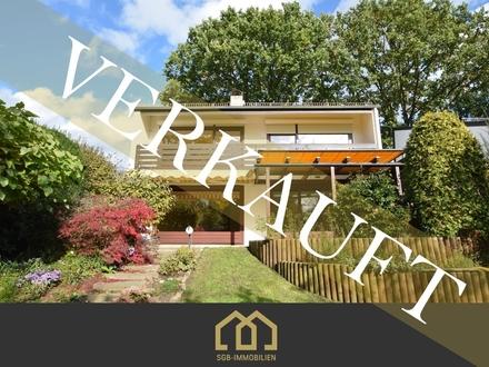 Verkauft: Alt Borgfeld / Einfamilienhaus mit Süd-Garten, Garage und Carport auf 280 m²