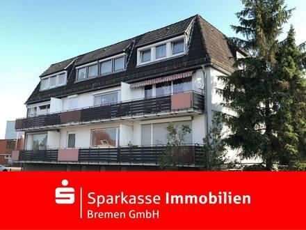 Solide Eigentumswohnung in Hemelingen