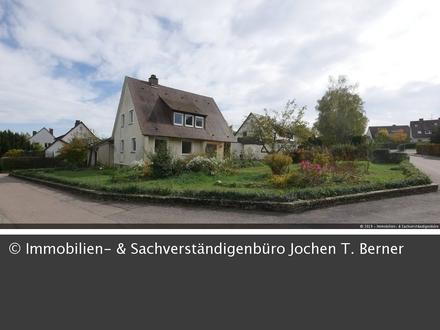 Älteres Einfamilienhaus in ruhiger und sonniger Lage im Reifenhof